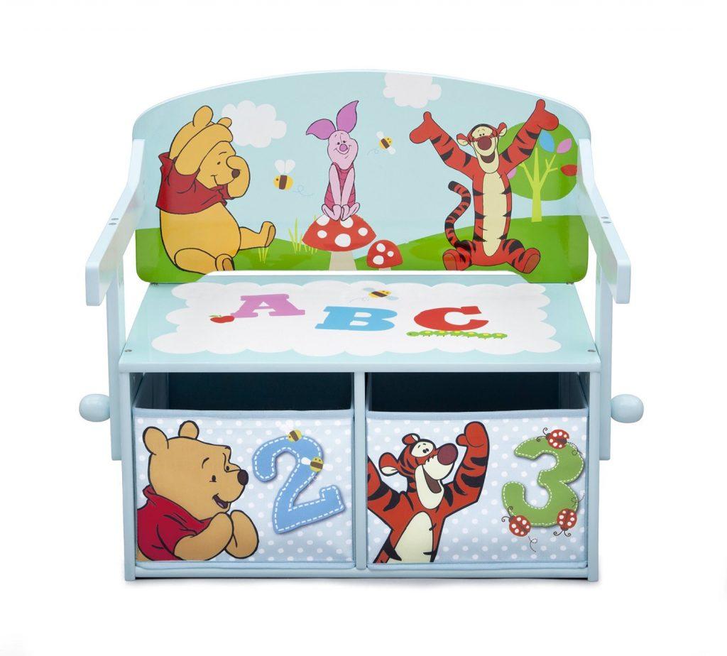 Spielzeugtruhe Winnie Pooh spielzeugkiste