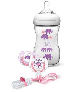 avent flaschen elefanten