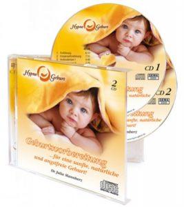 hypnobirthing cd hypno-geburt cd