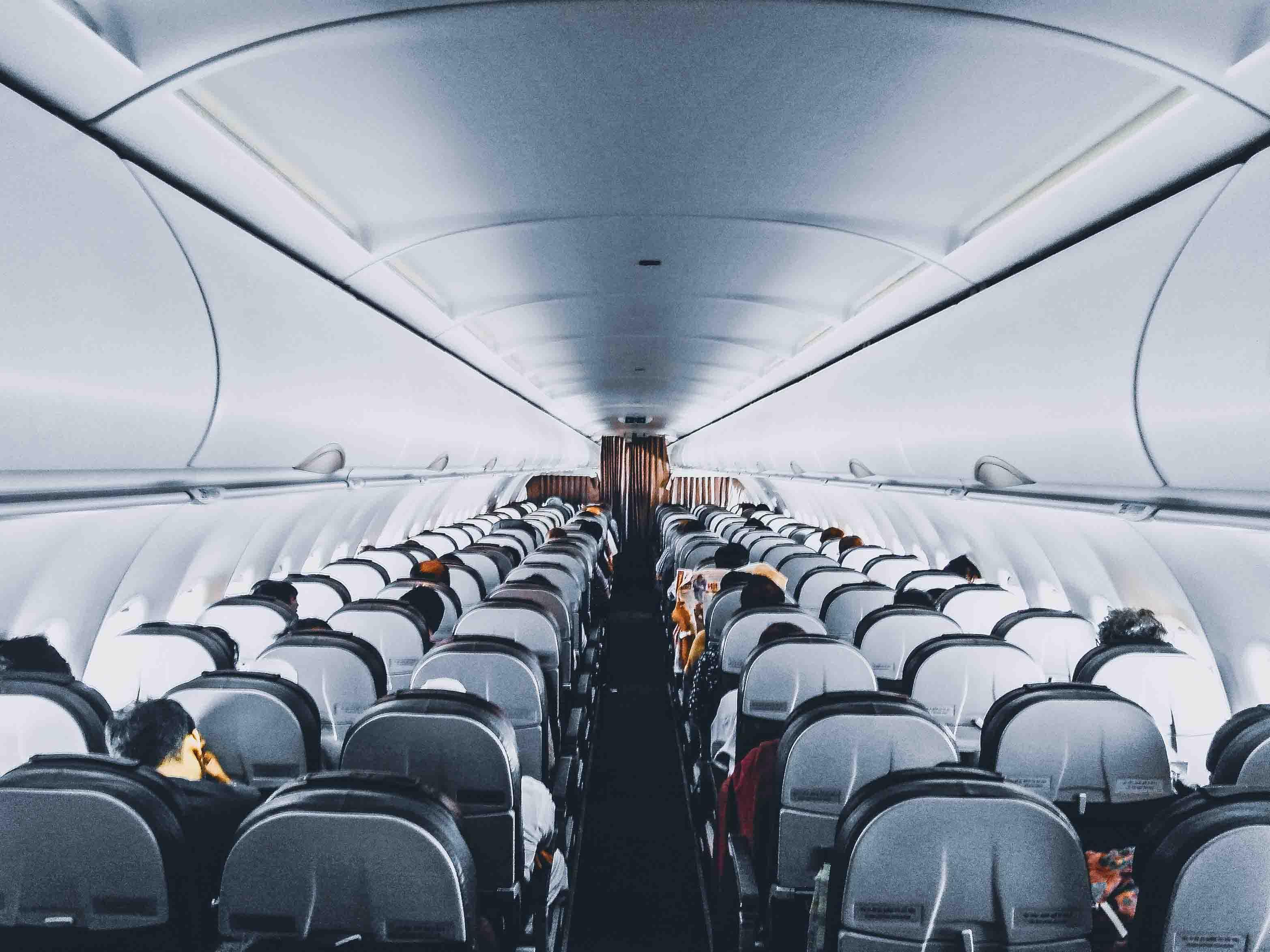 flugreisen mit baby