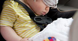 mit dem baby unterwegs autositz