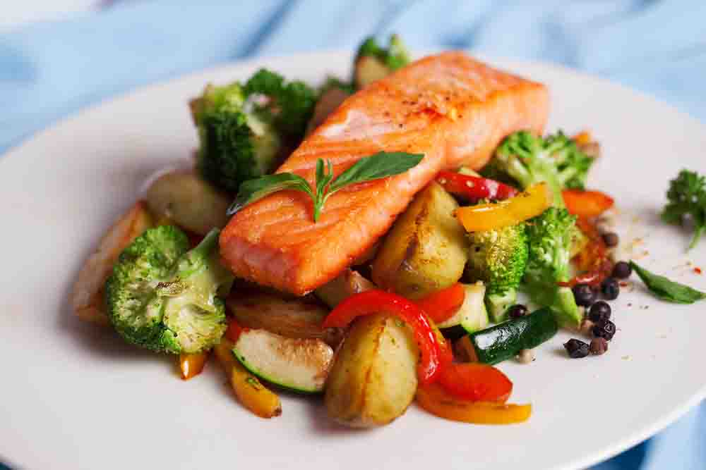 omega 3 in lachs